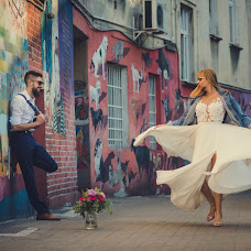 Wedding photographer Maciej Niesłony (magichour). Photo of 01.11.2018