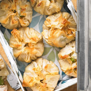Chicken Filo Recipes.