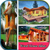 Tải Game ý tưởng nhà gỗ hiện đại