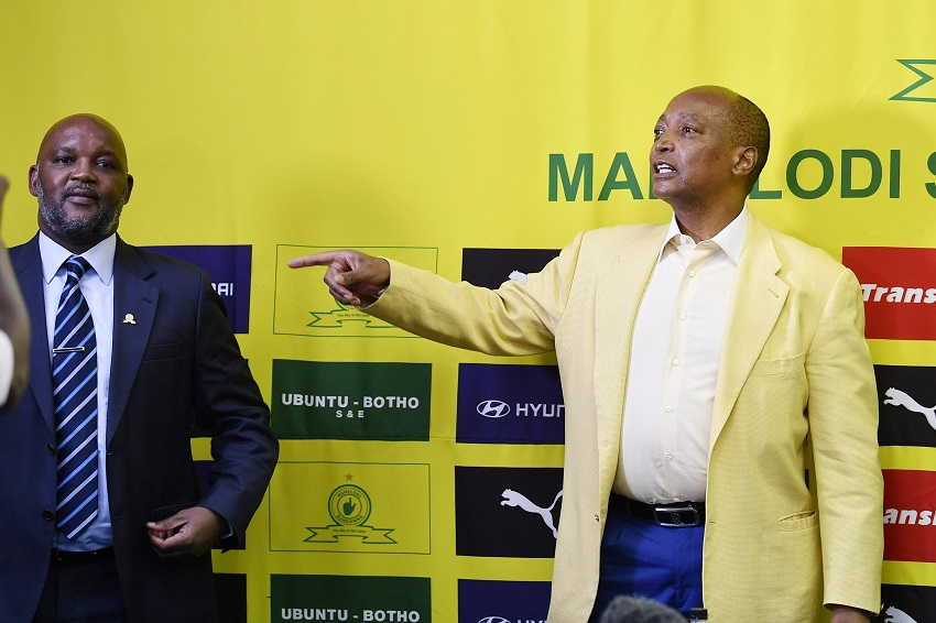 Motsepe: Sundowns �will continue to pay salaries whether there is football or no football� - TimesLIVE