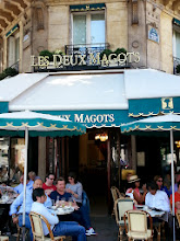 Photo: Picasso & Hemingway used to hang out at this fancy cafe (not together). From the Surrealists to the Existentialists, everyone who's anyone has been here.