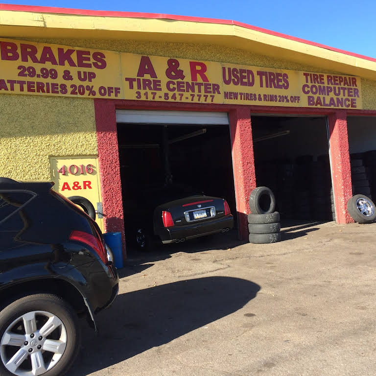 A R Tires Tire Shop In Indianapolis