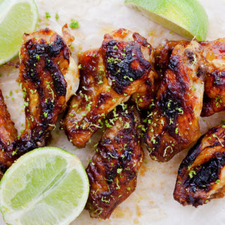 Vinegar Chile Chicken Wings