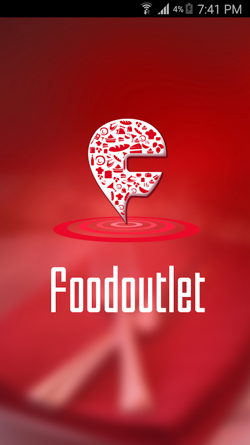 Food Outlet- screenshot