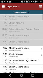 Moksha Hot Yoga- screenshot thumbnail