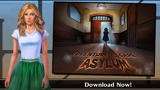 Adventure Escape: Asylum App Download For Android and iPhone 5