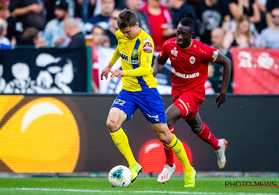 STVV kon weinig weerstand bieden tegen Antwerp