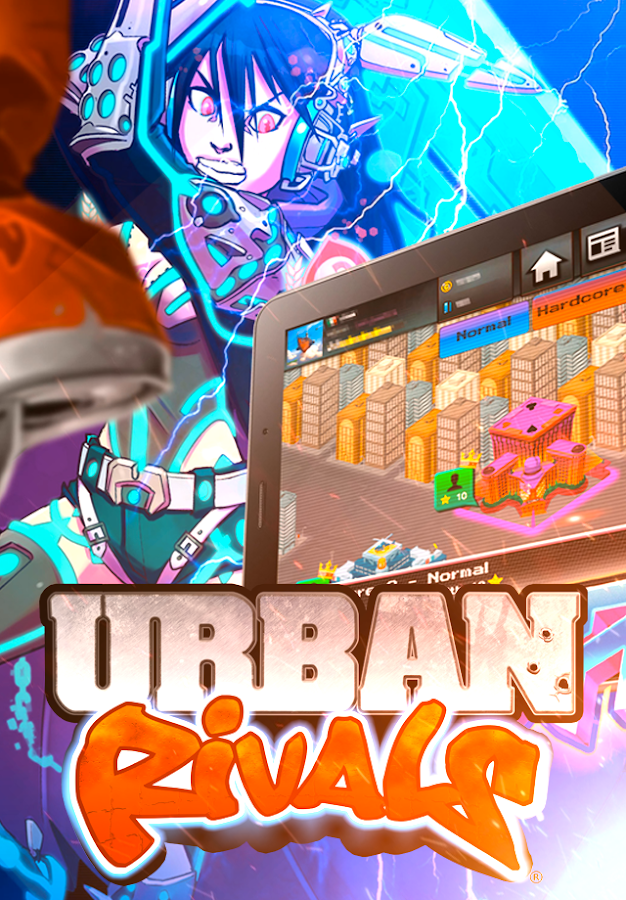 Urban Rivals- screenshot