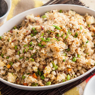 Slow Cooker Fried Rice.