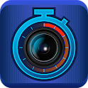 Camera Timer -Camera with timer, voice and filters icon