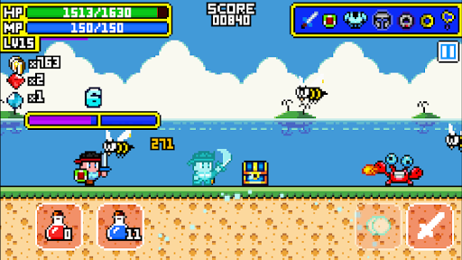 hero knight - action rpg screenshot 2