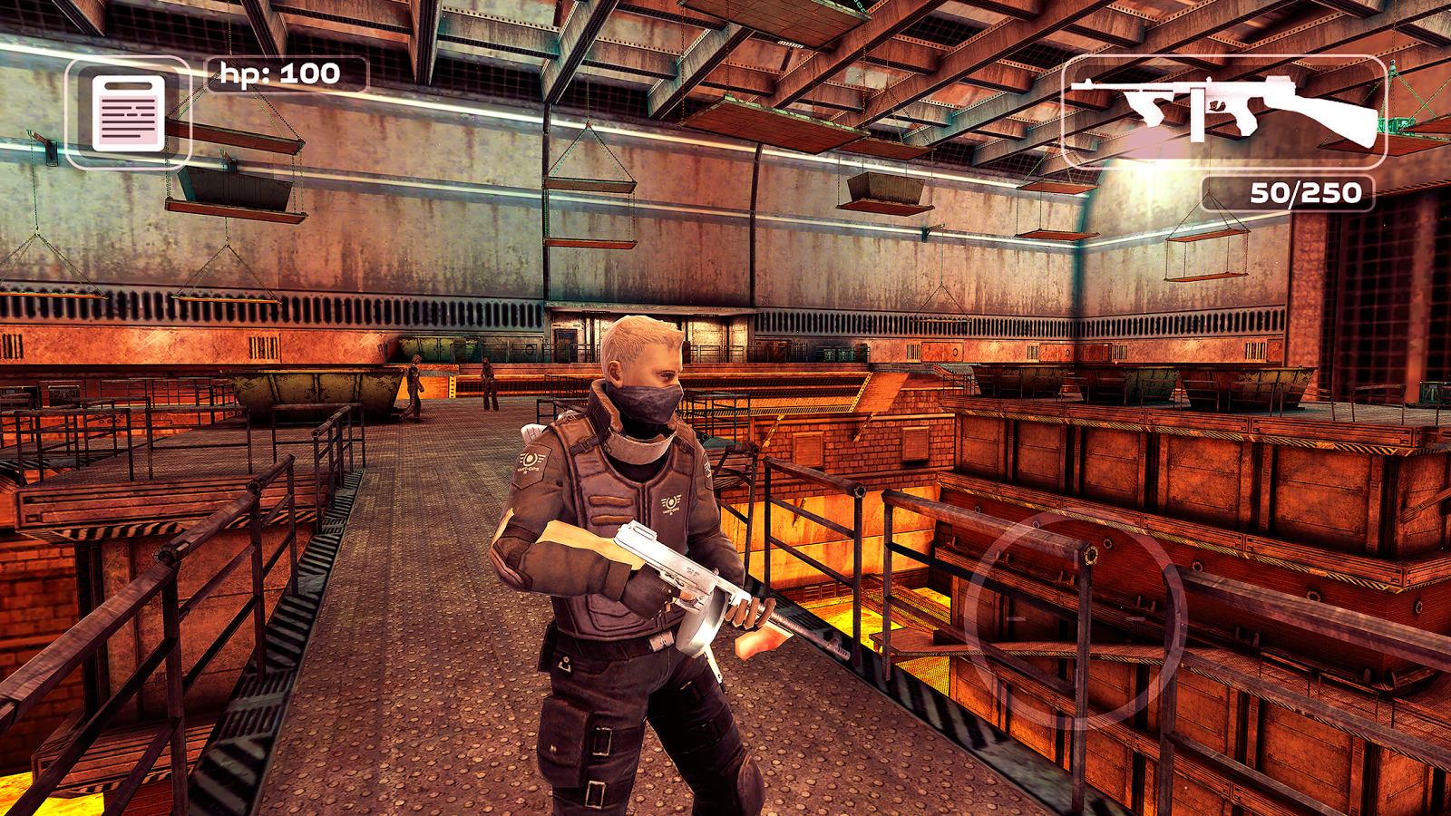Slaughter 2: Prison Assault- screenshot