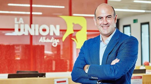 Jesús Barranco, CEO de La Unión, llega al Comité AECOC