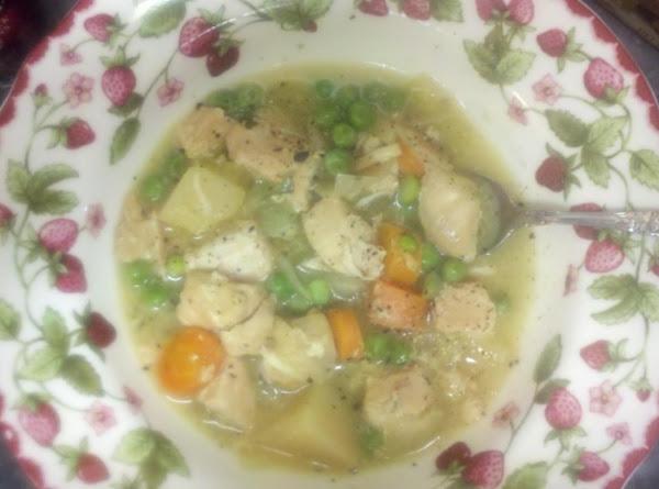 Susan's Chicken Stew Recipe