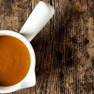 This Caramel Whiskey Sauce Is Homemade Heaven