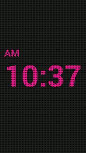 LED Digital Table Clock 12.0 (MOD + APK) Download 3