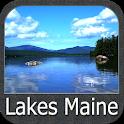 Maine Lakes Gps Map Navigator icon