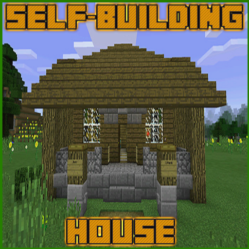 MOD Self-Building House MCPE
