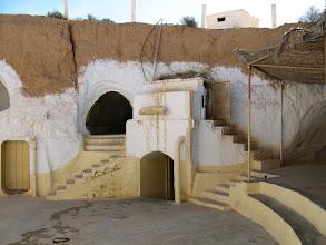 Photo: Hotel Sidi Driss in Matmata, where Star Wars was filmed