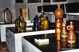 Photo: Rozendal (Rozova Dolina), in het onderzoeksinstituut   visit research institute.