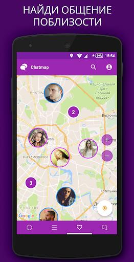 玩免費遊戲APP|下載Знакомства Chatmap app不用錢|硬是要APP