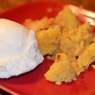 Lemon Cake Dessert Crockpot