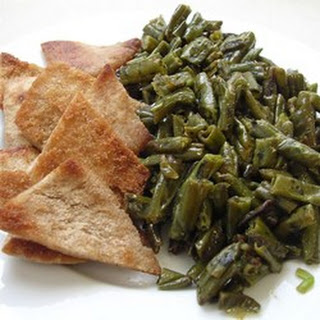 Syrian Green Beans with Olive Oil