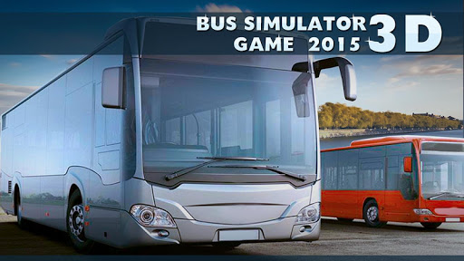 3D Bus Simulator Game 2015