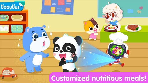 Baby Panda screenshot 11