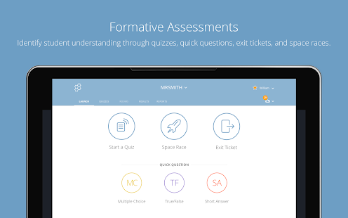Socrative Teacher- screenshot thumbnail