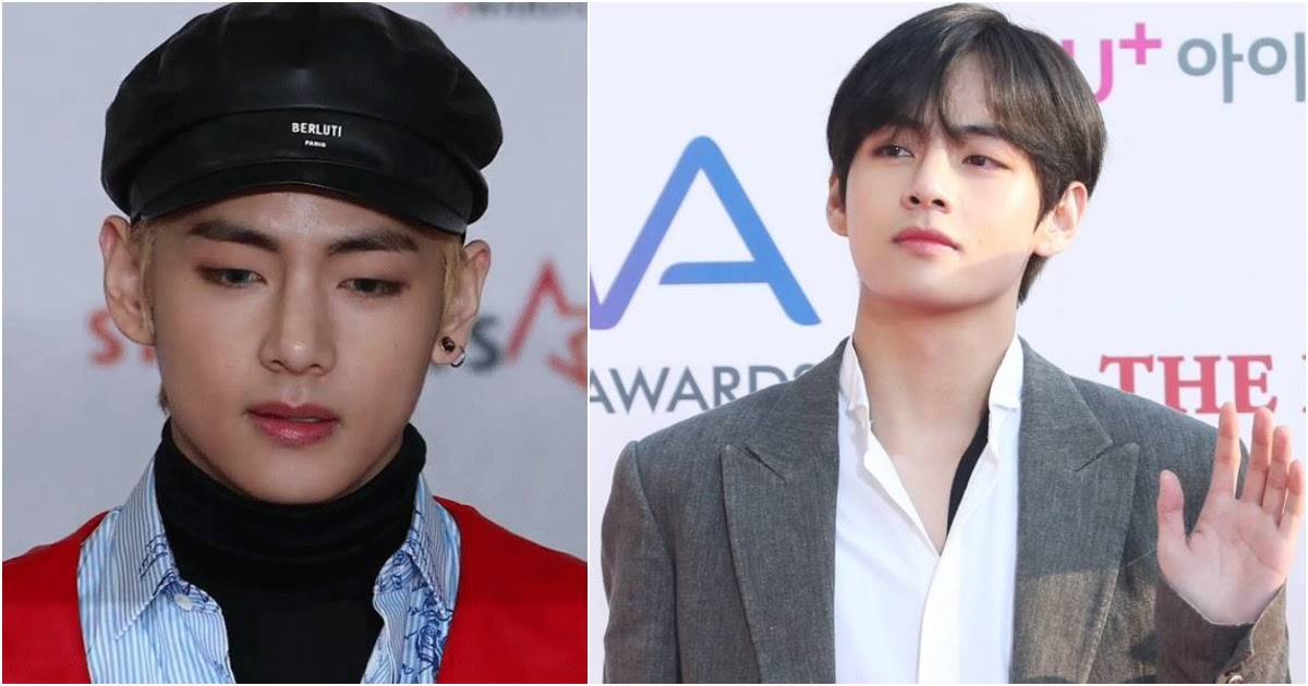 20+ Unedited Photos Of BTS's V That Prove He's Perfect As Is