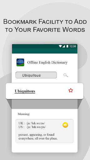 Offline English Dictionary  screenshots 3
