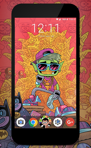Teen Titans Go! Wallpapers image 5