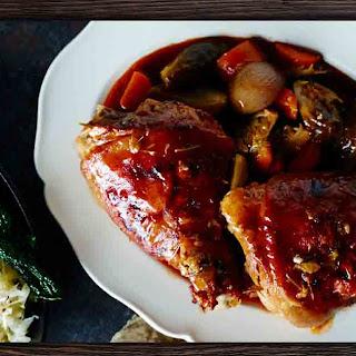 Mouthwatering Braised Pork Shanks Recipe
