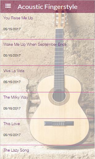Guitar Instrumental  screenshots 3