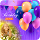 Download Birthday greeting cards maker: frame, name, photos For PC Windows and Mac