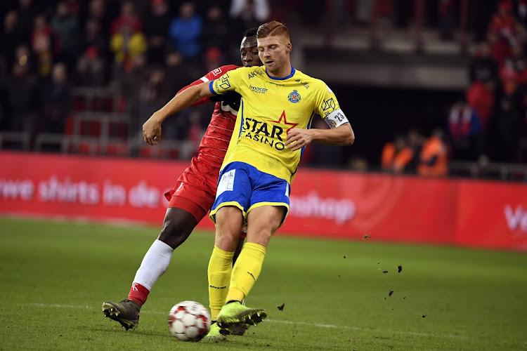 Mouscron suit de près le capitaine de Waasland-Beveren