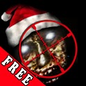 Ambush Zombie Christmas Free icon