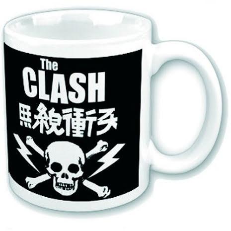 Clash - Skull & Crossbones - Mugg