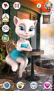 Talking Angela Screenshot 6