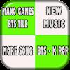 BTS - Piano Tap Games APK