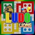 Ludo Lions Game icon