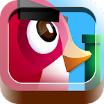Belly Bird 3D Icon