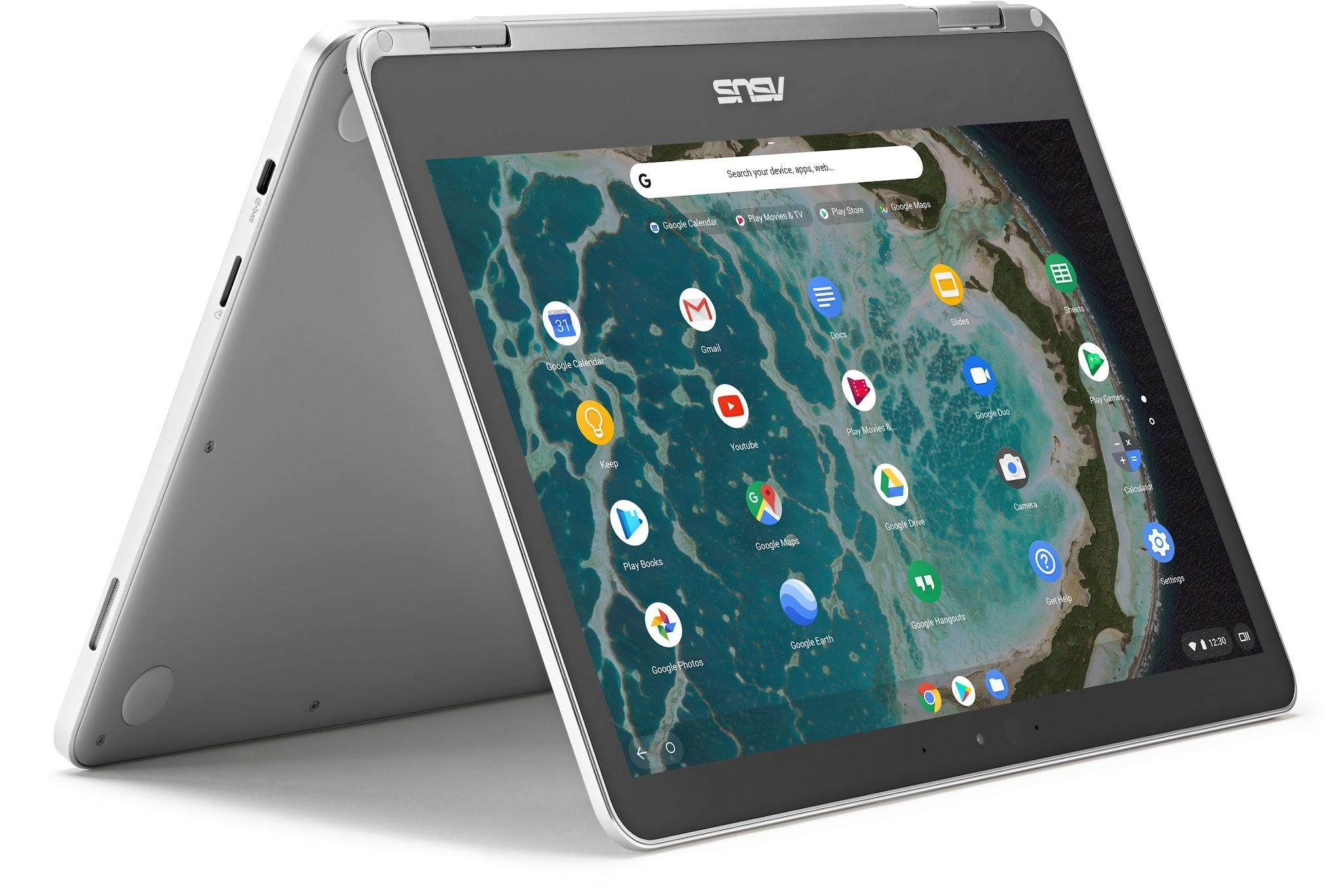 Asus Chromebook Flip C302 - photo 3