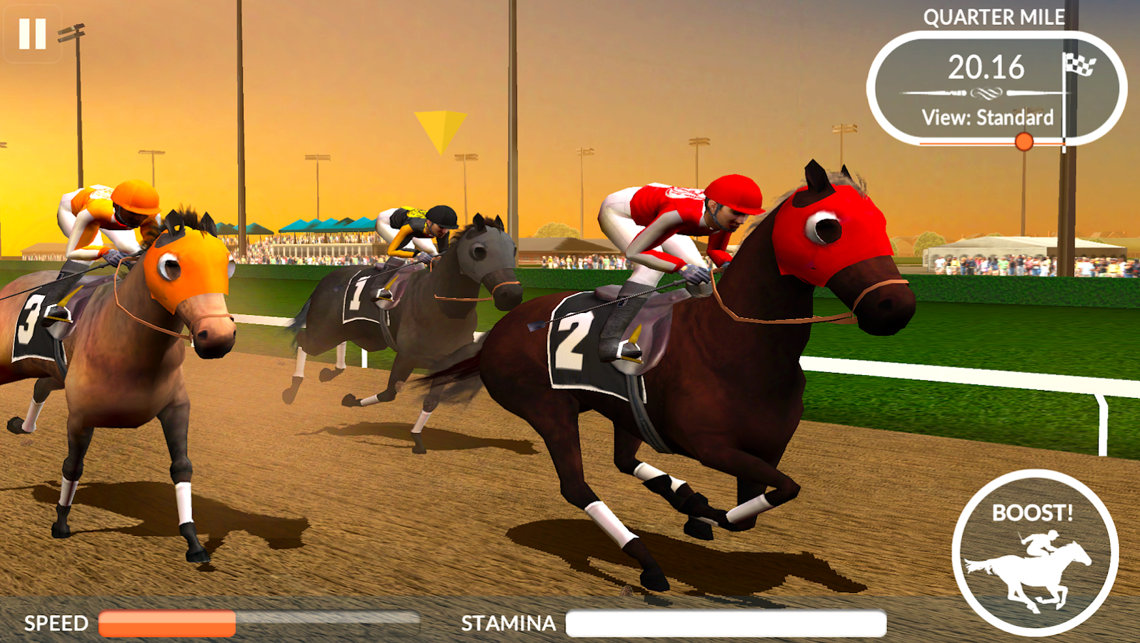 Photo Finish Horse Racing- screenshot