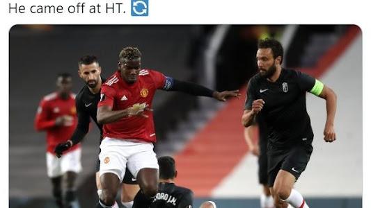Jumpa Man United di Semifinal Liga Europa, Pogba Peringatkan AS Roma - Bolasport.com