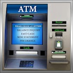 ATM Learning Simulator Pro for Money & Credit Card Icon