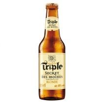 TRIPLE SECRET DES MOINES BLONDE 25CL