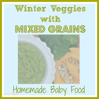 Veggies with Mixed Grains.