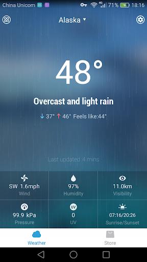 玩免費天氣APP|下載明日天気tennki予報 日本気象情報 ウィジェット app不用錢|硬是要APP